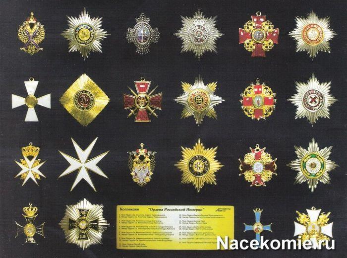 Ордена российской империи (журнал)