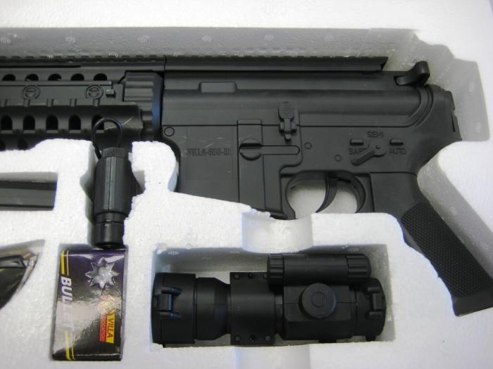 Оружие villa