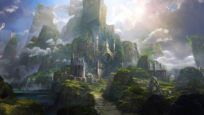 Paragon - интервью с epic games