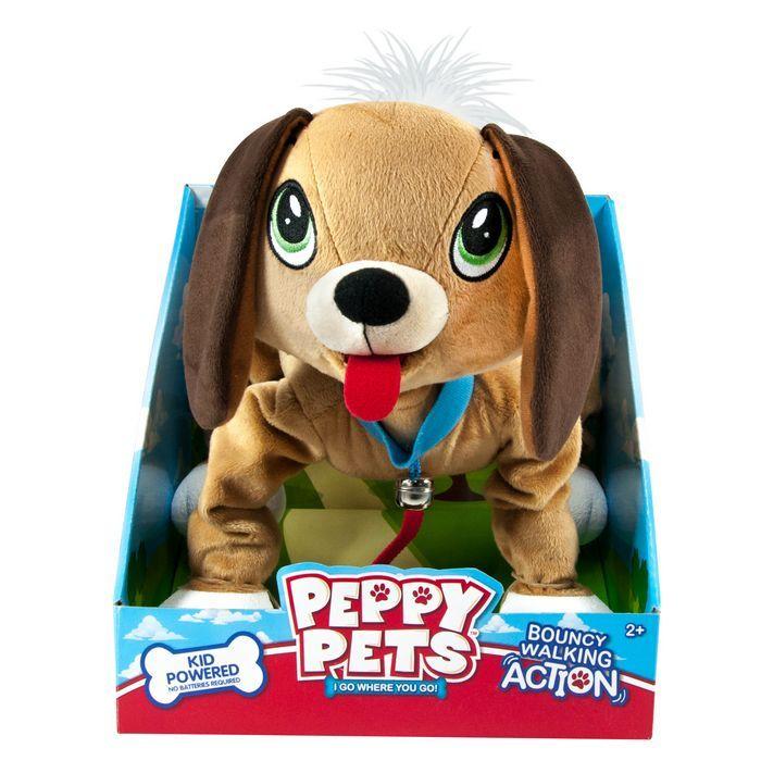 Peppy pups, ходячая собачка