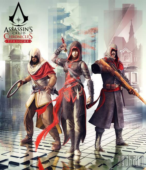 Первый взгляд на assassin's creed® chronicles