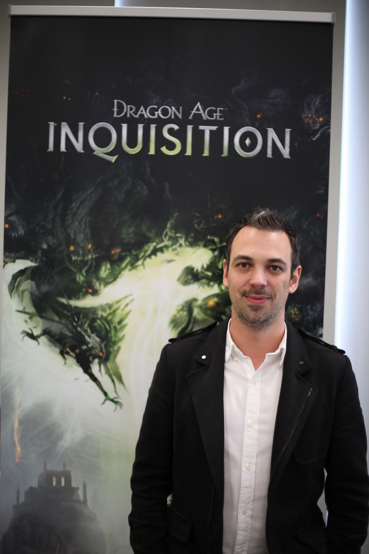 Первый взгляд на dragon age: inquisition