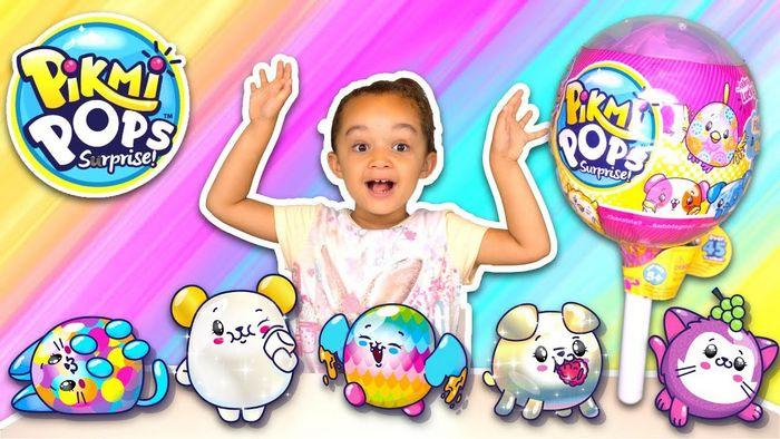 Pikmi pops, новые игрушки от moose toys