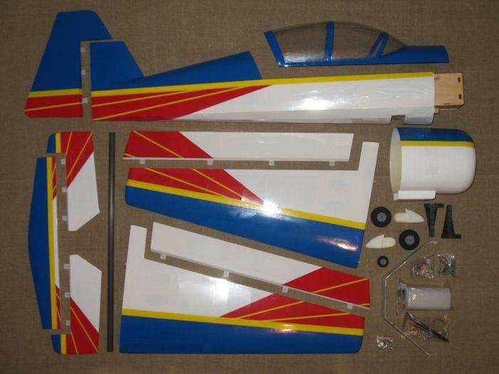 Pilotage як-54 40 arf