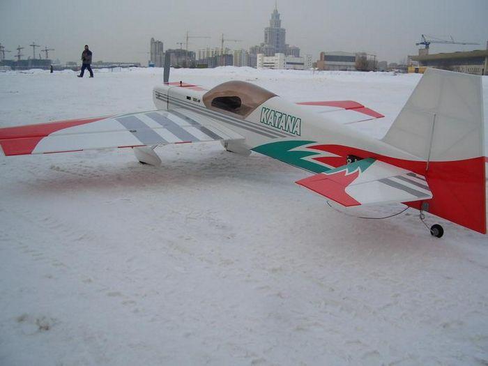 Pilotage katana 40 arf