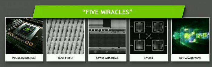 Пять чудес pascal