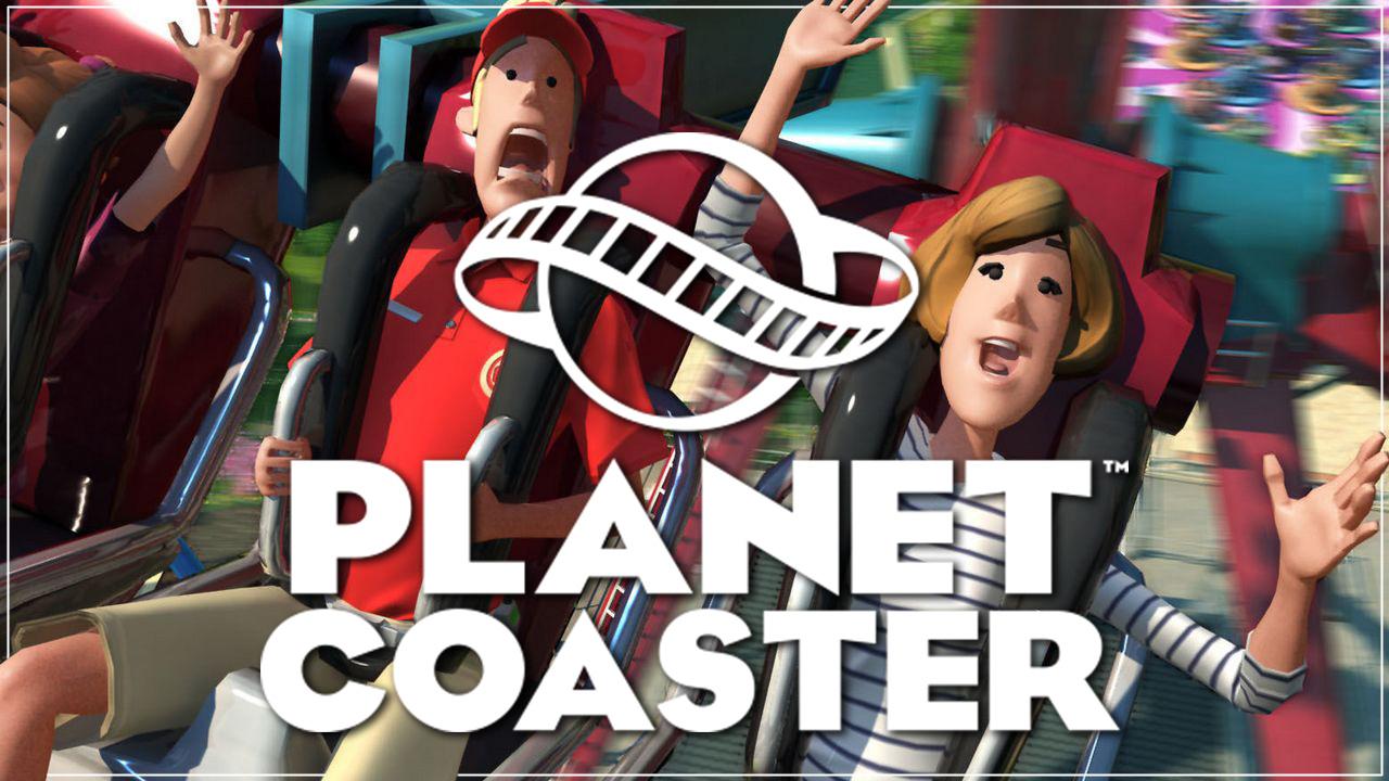 Planet coaster - впечатления от альфа-версии
