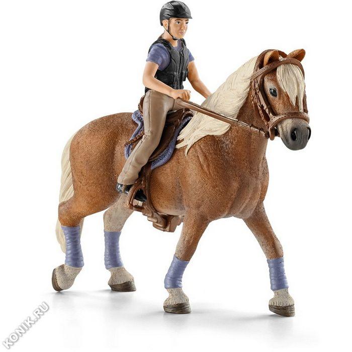 Plantoys всадник на лошадке