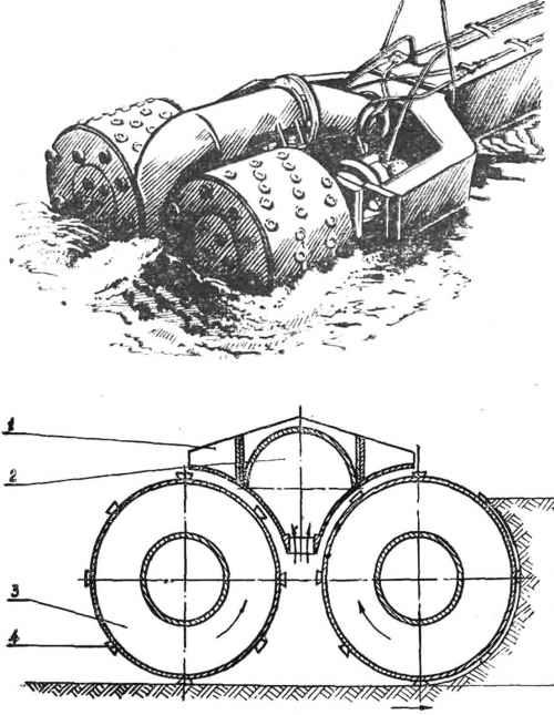 Подводные землекопы