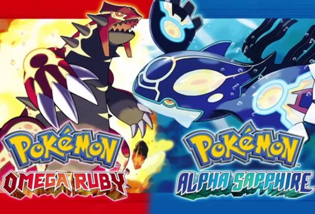Pokemon alpha sapphire и pokemon omega ruby [3ds]