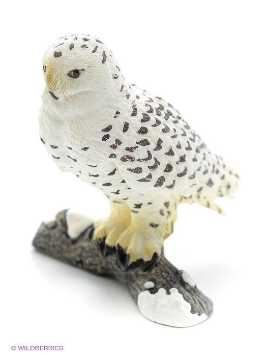 Полярная сова. мягкая игрушка hansa