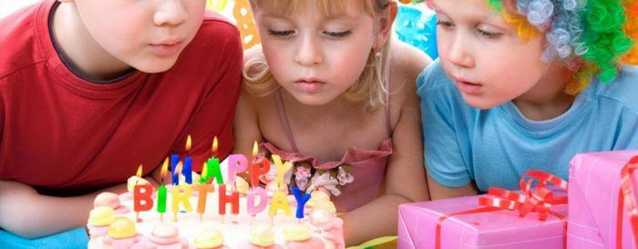 Празднуем детский день рождения дома. конкурсы и игры для праздника!