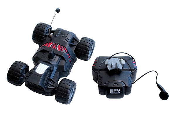 Радиоуправляемая машинка с камерой wildplanet