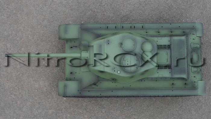 Радиоуправляемые танки от компании heng long