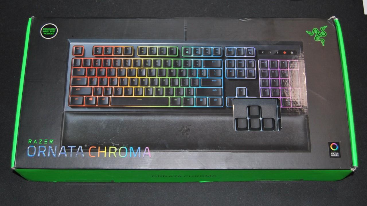 Razer ornata chroma - обзор механическо-мембранной клавиатуры