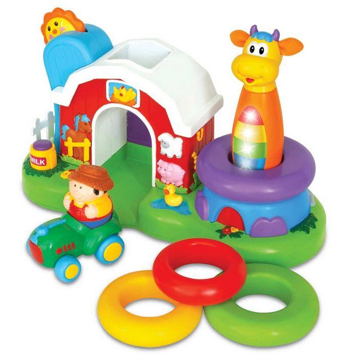 Развивающие музыкальные игрушки для детей