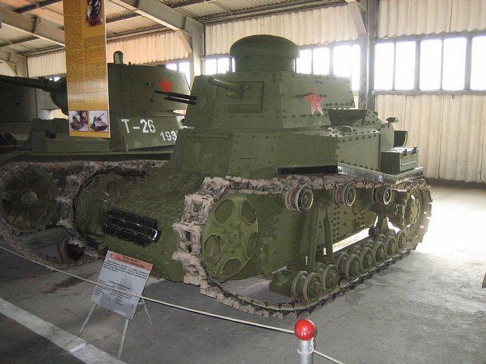 Русские танки №98 - танк т-38, фото обзор номера