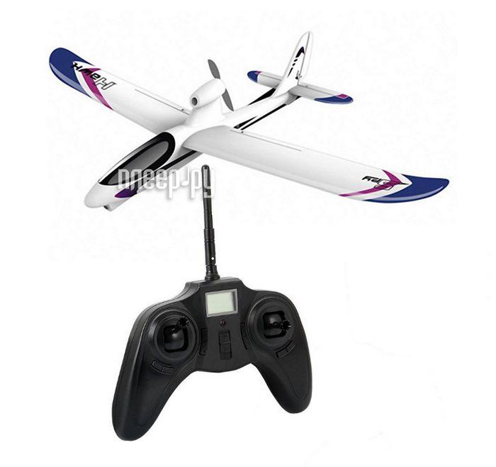 Самолет hubsan spy hawk - радиоуправляемый видеоглаз