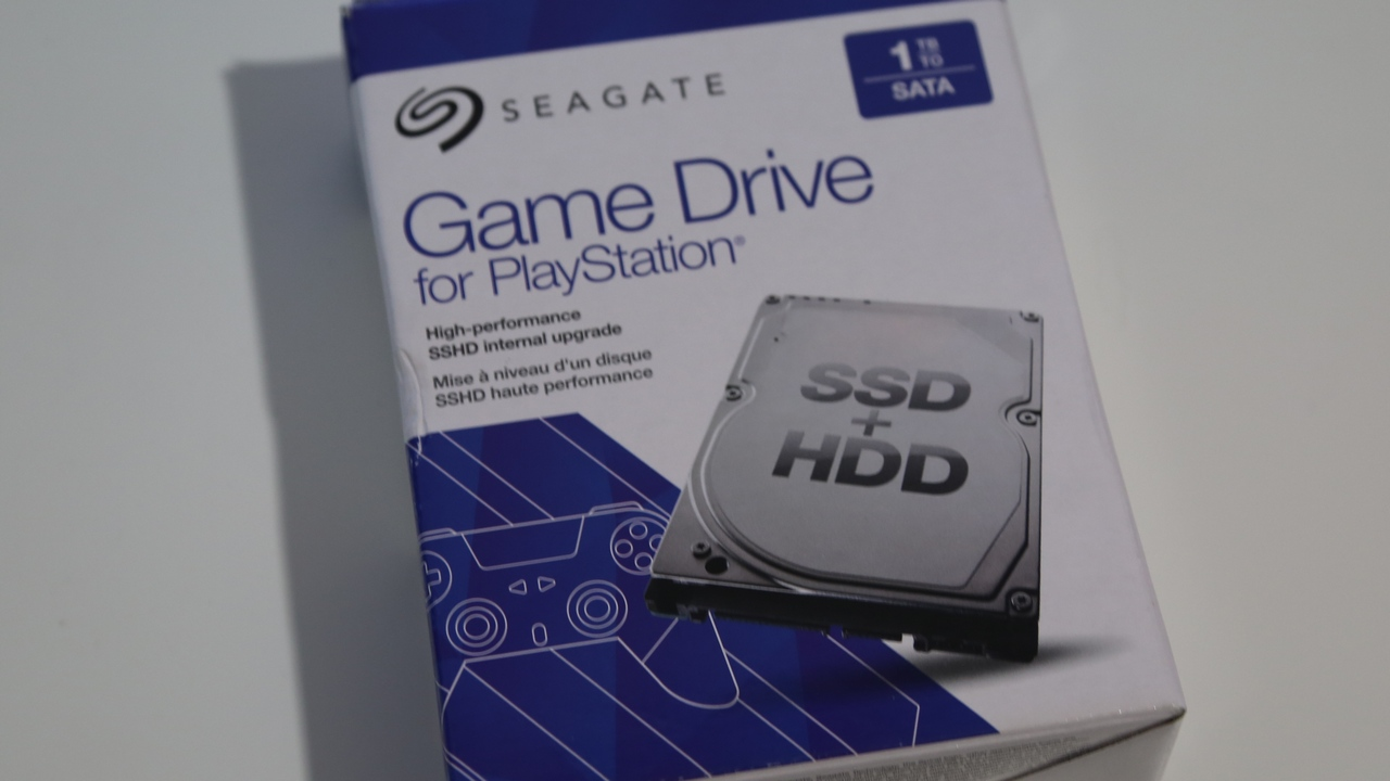 Seagate game drive for playstation