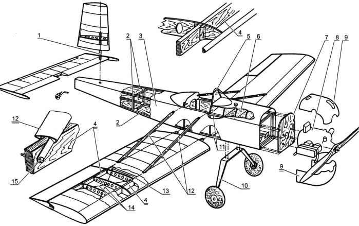 Школа авиаконструктора (часть 2)