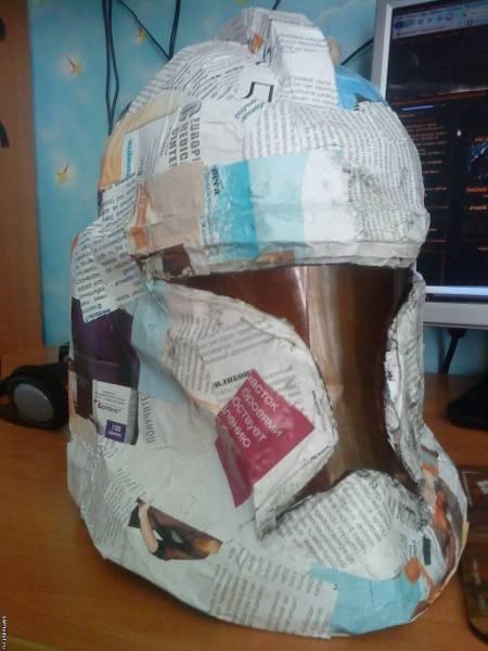 Шлем-интеграл делаем сами