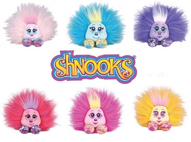 Шнуксы (shnooks) - обзор игрушки