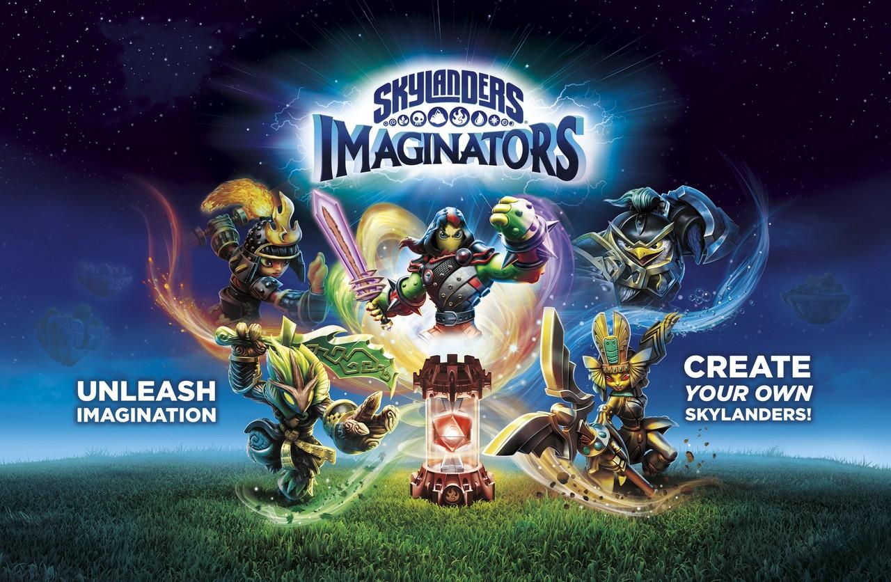 Skylanders imaginators - портал в мир приключений