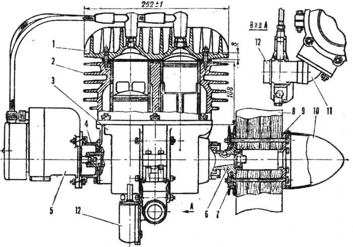 «Славутич-м1»: крыло плюс мотор