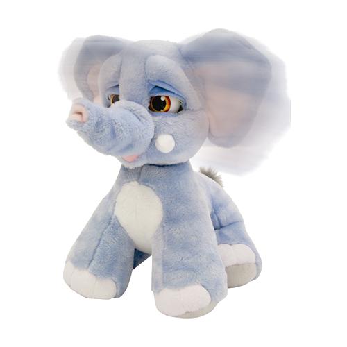 Слон lolly интерактивный от giochi preziosi