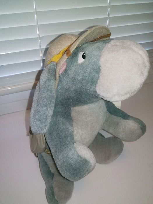 Слон - мягкая игрушка steiff