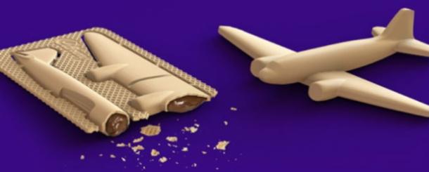 Снеки airfix от cadbury: для 3-х желаний малыша