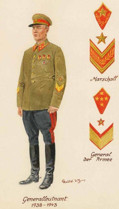 Солдаты вов 12. лейтенант ввс ркка