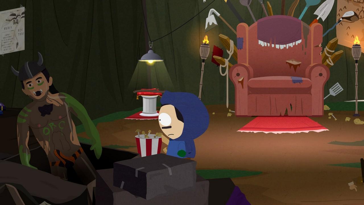 South park - палка истины