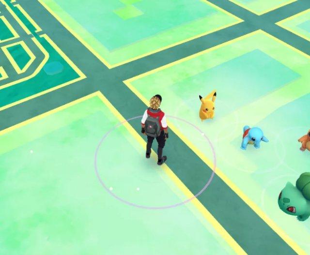 Советы начинающему тренеру pokemon go