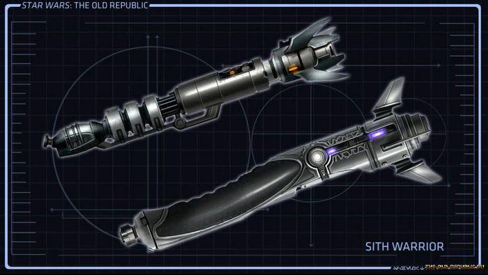 Star wars световые мечи