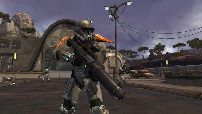 Star wars: the old republic - обзор высокоуровнего контента