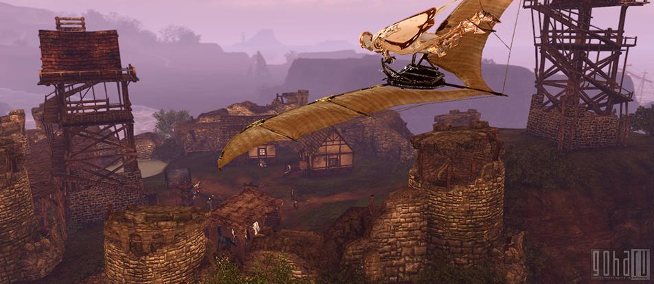 Судьба игры отражается в первом контент-патче? взгляд на аа, eso и wildstar