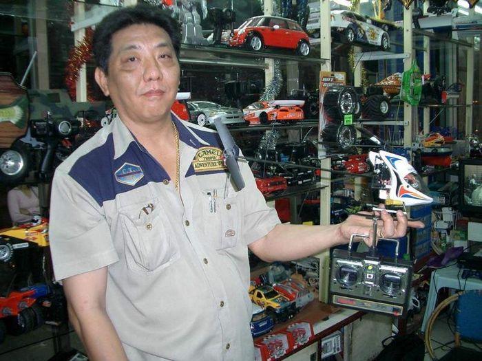 Таиланд и радиоуправляемые модели