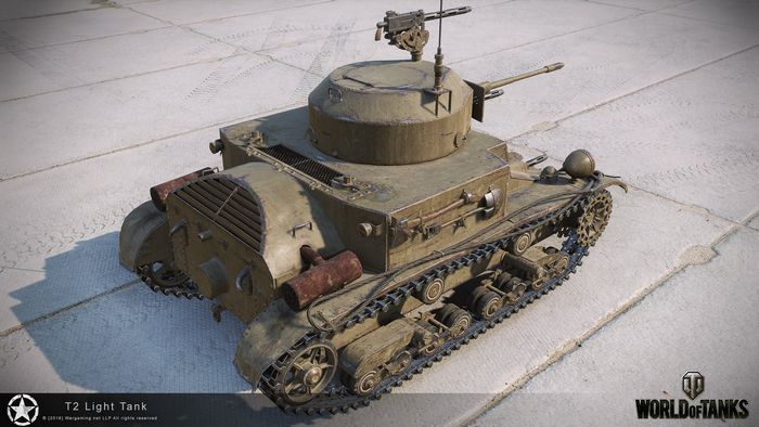 Танки мира 11 (две модели танков)