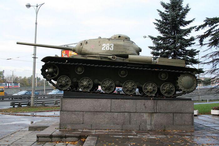 Танки мира. коллекция №1. кв-85. советский тяжёлый танк
