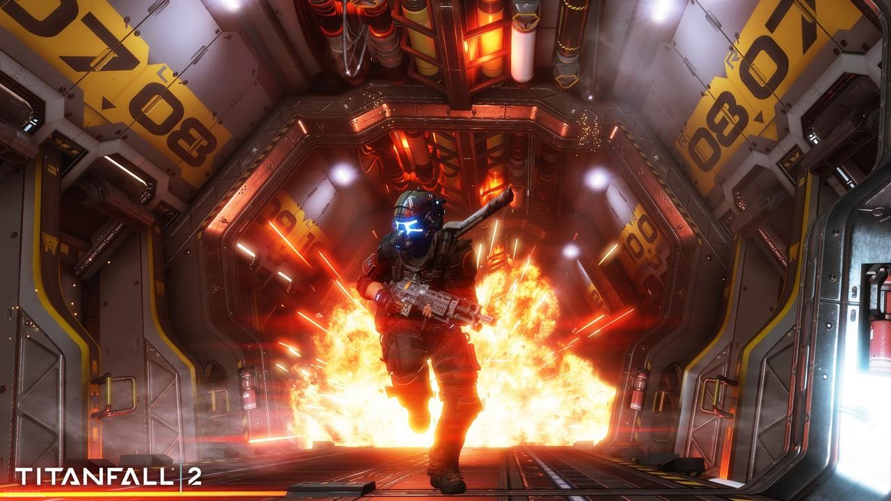 Titanfall 2 - впечатления от презентации игры
