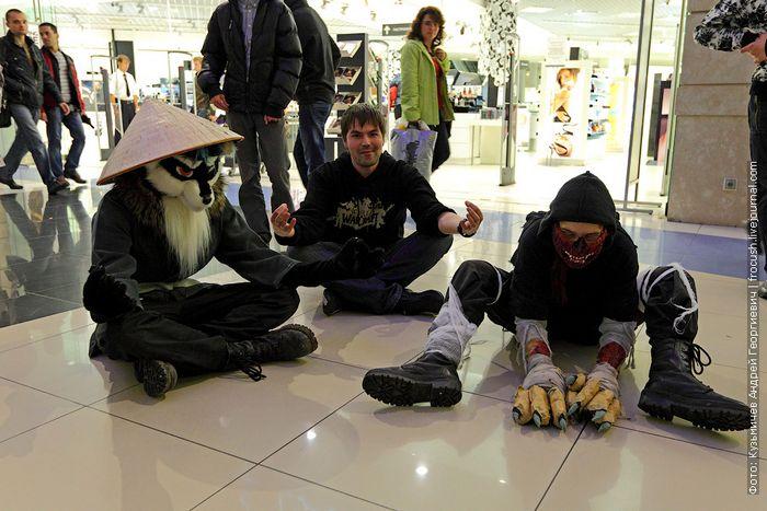Торжественный старт продаж mists of pandaria в москве