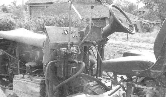 Трактор из андрианова