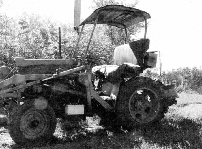 Трактор-универсал