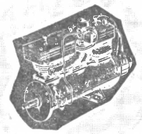 Три цилиндра — 45 «лошадей»
