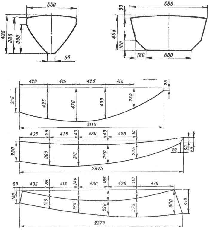 Тузик — самодельная лодка