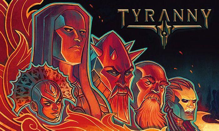 Tyranny – сказания о вершителе судеб