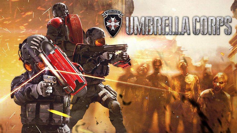 Umbrella corps [ps4]