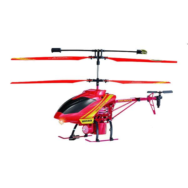 Вертолет-пожарник