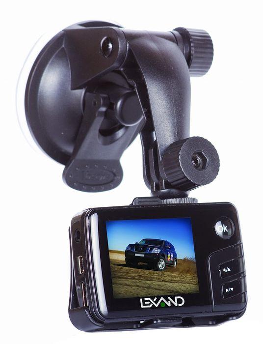 Видеорегистратор lexand lr-3000 с g-сенсором